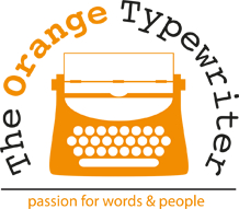 The Orange Typewriter
